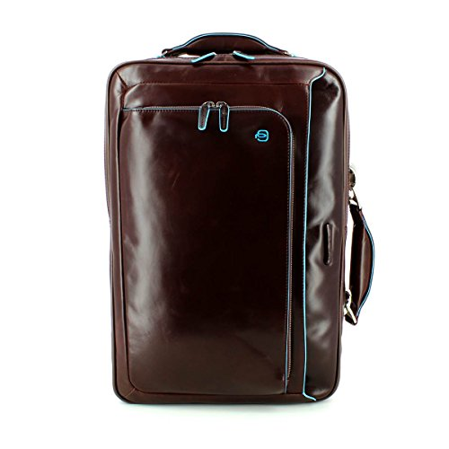 Business Briefcase and Computer Backpack Bluesquare Piquadro