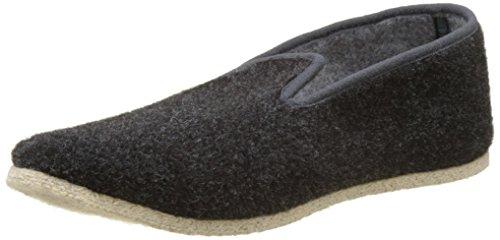 Abricotier, Zapatillas de Estar por Casa para Mujer, Negro (01 Noir 01), 35/36 EU Rondinaud