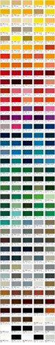LeTec® Leder Nachtönungs- und Pflegeset RAL 8012 Rotbraun mit Leder Farbauffrischer (Lederfarbe) 150 ml, Lederpflegelotion (Lederschutz) 150 ml und Lederreiniger für Auto, Möbel, Sofa, Couch - 2