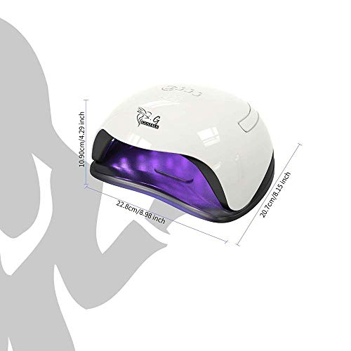 54W UV LED Nail Lamp