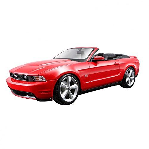 maisto-531158-ford-mustang-gt-colores-surtidos-convertible-10-118