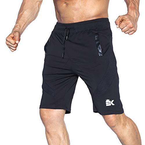 Pantalones Cortos Zenwow para Hombres. Para el Gimnasio y para hacer  Deportes. Pantalones Cortos e2036a7c85f0