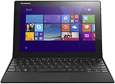 Lenovo Miix 3-1030 10 10.1/Z3735F/32GB/2GB/WI-FI/WIN8.1/BLACK + KEY BOARD + OFFICE 365 (80HV006APB)