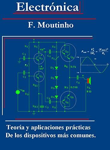 Electrónica: Teoría y Aplicaciones prácticas de los Dispositivos más Comunes por Fernando Moutinho Deyan