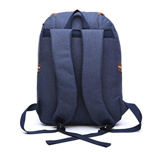 F@2016 neue Handtasche Schultertasche Urlaubsreisen Rucksack '' Computer Rucksackschultaschenmann- Black