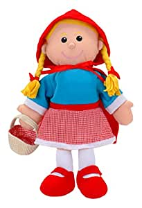 Red Riding Hood Hand Puppet