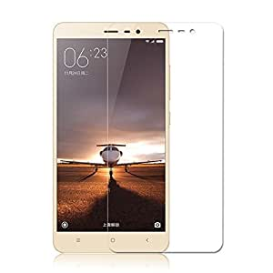 Tempered Glass For Xiaomi Redmi Note 3 Pack of (2)