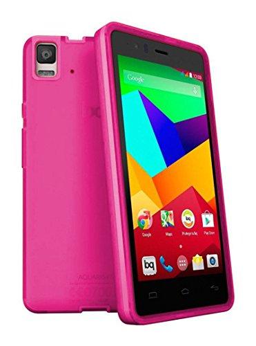 tbocr-bq-aquaris-e5-4g-pink-ultra-thin-tpu-silicone-gel-case-cover-soft-jelly-rubber-skin