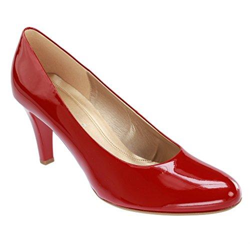 Gabor 35-210-75, Damen Pumps Rot