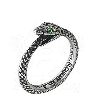 Alchemy Gothic Die Sophia Schlange Ring