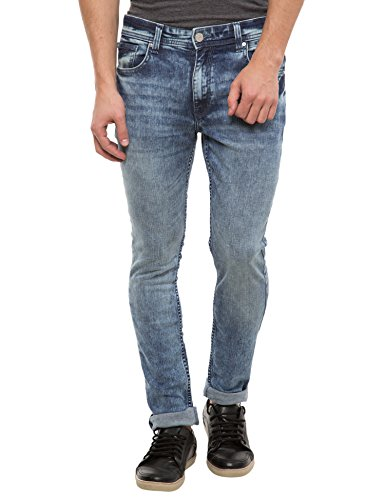 Locomotive Casual Dark Blue Jeans