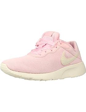 Nike Zapatillas para Niña, Color Rosa, Marca, Modelo Zapatillas para Niña Tanjun SE Rosa