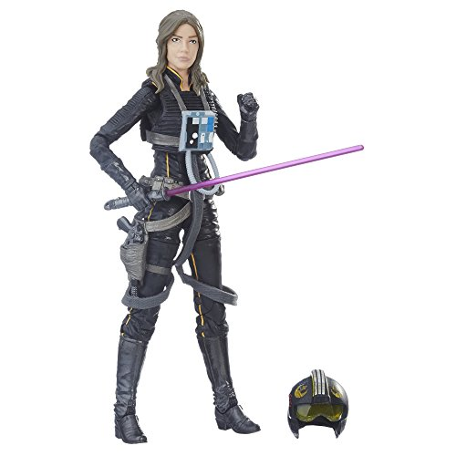 Star Wars C3737 EU BL The Black Series Figura de Jaina