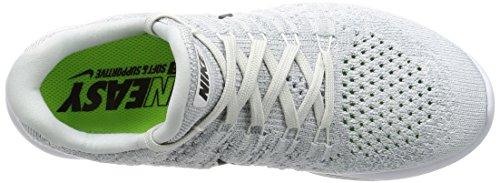 Nike W Nike Lunarepic Low Flyknit 2 White/Black-pure Platinum-wolf Grey