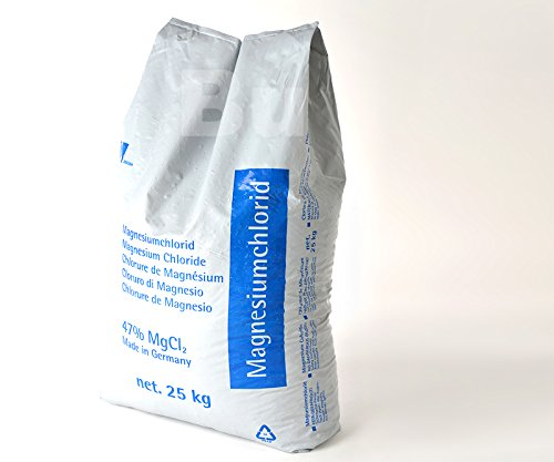 Preisvergleich Produktbild Auftaugranulat Magnesiumchlorid 20 x 25 Kg (0,52 Euro per Kg)