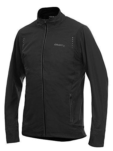 CRAFT 1900201 Performance XC Club Light Jacket, 2999 black, 4 = S