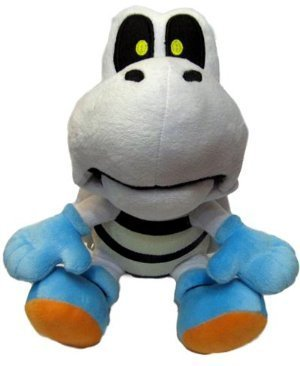"Super Mario 10 ""Dry Knochen Plüsch Dry Bones - Yao Design"