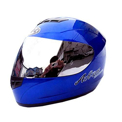 Männer Frauen Universal Full Face Motorradhelm Outdoor Anti Crash Downhill Rally Racing Helme Sunproof Anti Fog Motocross Helme Jahreszeiten Universal