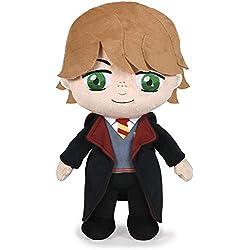 """Famosa Softies Harry Potter - Peluche 7'87""""/20cm Ron Weasley Ministerio de Magia, el Mejor Amigo de Harry Calidad Super Soft"""