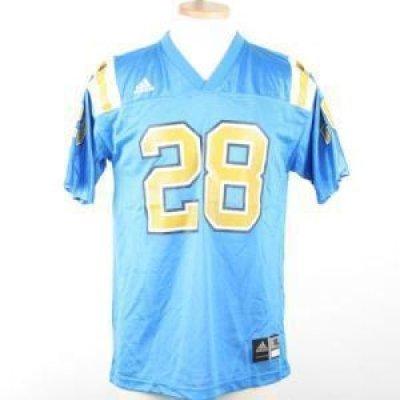 adidas UCLA Bruins Replica Football Jersey, Herren, Blue : #28 : Ucla Ucla Jersey