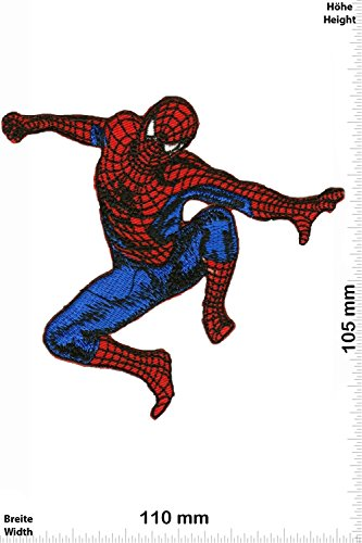 Parches   Spider Man I  Cartoon   Spider Man   Parche