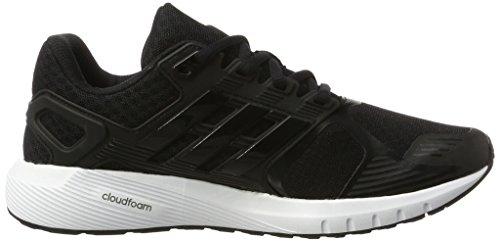 adidas Duramo 8, Scarpe da Corsa Uomo Nero (Core Black/ftw White/core Black)