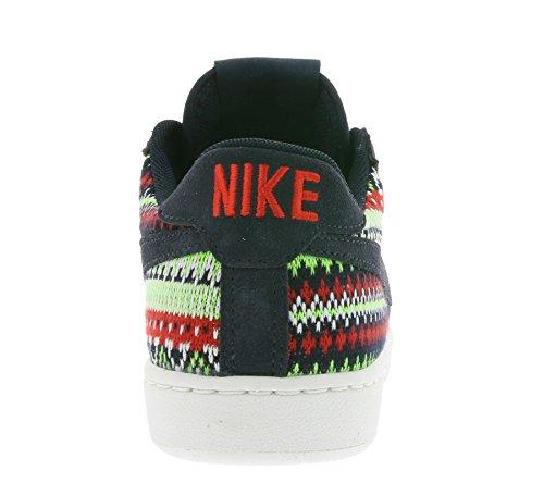 Nike Classic Ultra Qs, Chaussures de Tennis Homme, Bleu Bleu / rouge (obsidienne foncée / obsidienne foncée - rouge université)