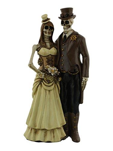 utpaar in Steampunk-Stil Statue multicolours - Mittelalter / Steampunk / Victorian - Nemesis Now ()
