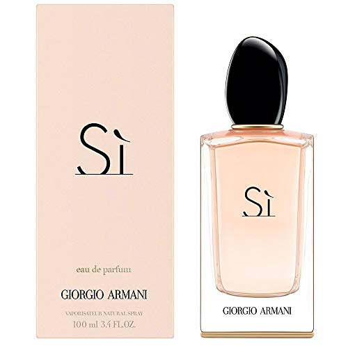 Giorgio Armani Armani si femme woman eau de parfum vaporisateur spray 100 ml 1er pack 1x 100 ml