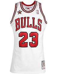 Mitchell & Ness NBA Michael Jordan Chicago Bulls 1998swingman Maillot en jersey–Neuf