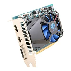 Sapphire HD7750 Carte Graphique AMD Radeon HD7750 1 Go PCI-Express