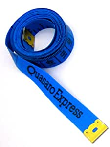 Blue Body Measuring 150 CM 1.5 Meter Tailor Ruler Soft Flat Measure Sewing Flexible Dieting Tape