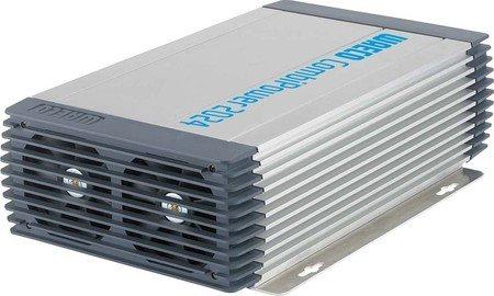 Waeco 9102600105CombiPower 2024Wechselrichter und Ladegerät Auto, 24V