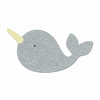 Sizzix Bigz Die Narwhal, Multicolour, One Size