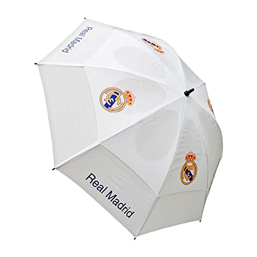 Real Madrid CF - Paraguas Talla Única Blanco