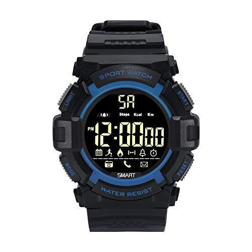 Bestshope Waterproof Bluetooth Sport Smart Watch Phone Mate for Android iOS/iPhone