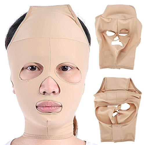 Filfeel Mascarilla de Masaje Facial en Forma de V(S)