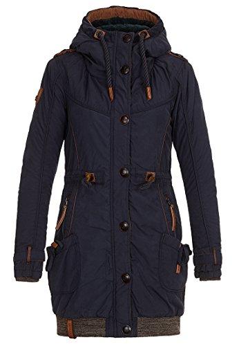 Naketano Female Jacket Becky Pupst V Dark Blue, L