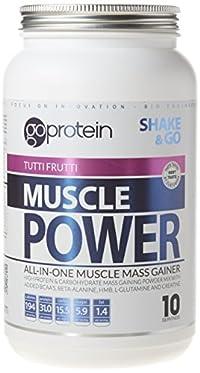 Goprotein 500g Muscle Power Tutti Frutti