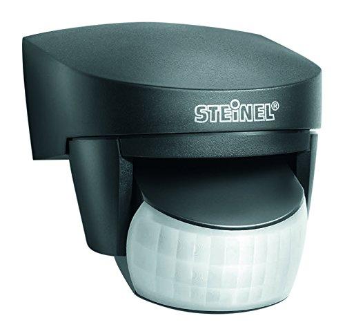 Steinel Smart Home Bewegungsmelder IS 140-2 Z-Wave schwarz, Smart Friends-Haussteuerung, max. 6 LEDs schaltbar