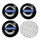 Set Of 4 56mm Wheel Center Caps Sticker For Volvo V40 S60 XC40 V90 Amazon Rs. 399.00