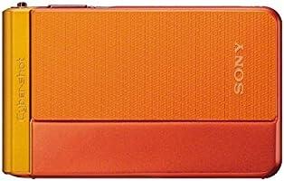 Sony DSC-TX30D Appareil Photo Numérique Etanche 10m, 18 Mpix, Zoom Optique 5x - Orange