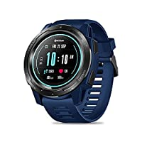 Volwco Zeblaze VIBE 5 1.3 Inch Round Screen Heart Rate Sleep Monitor Smart Watch Sport Bracelet Fitness Tracker Men Smartwatch for iOS Android Phone