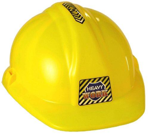 Preisvergleich Produktbild Widmann 2816B - Bauarbeiterhelm
