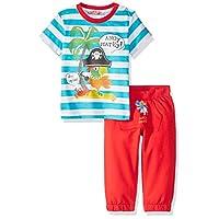 Zeyland Erkek Bebek Kıyafet Pantolon ve Tişört Takım