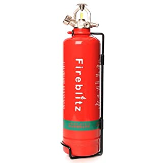 1kg Automatic Clean Agent Gas Fire Extinguisher