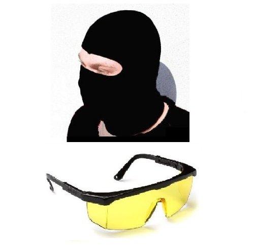 Speedfire® Softair Schutzbrille + Sturmmaske