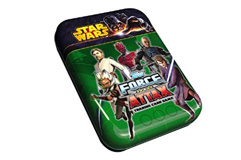 Topps TO00752 - Clone Wars - Force Attax Serie 5