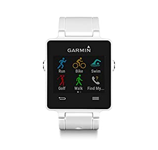Garmin vívoactive - Smartwatch con GPS, color blanco (B00RE1UKLC) | Amazon price tracker / tracking, Amazon price history charts, Amazon price watches, Amazon price drop alerts