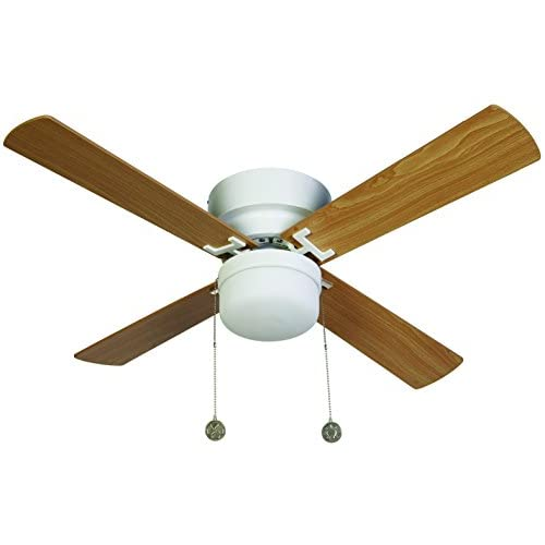 419xfjj6OtL. SS500  - 'Lucci Air 512106 Nordic Light Integrated 42 White Ceiling Fan